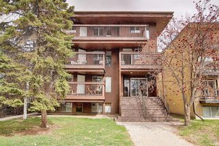 Photo 1: 203 534 20 Avenue SW in Calgary: Cliff Bungalow Apartment for sale : MLS®# A1098206