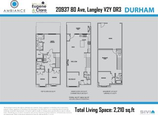 """Photo 17: 20937 80 Avenue in Langley: Willoughby Heights Condo for sale in """"AMBIANCE"""" : MLS®# R2312450"""