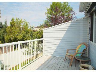 Photo 22: 8 105 ELM Place: Okotoks House for sale : MLS®# C4024142