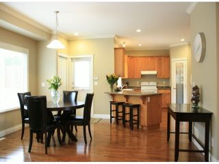 "Photo 3: 4382 BLAUSON Boulevard in Abbotsford: Abbotsford East House for sale in ""Auguston"" : MLS®# F1301918"