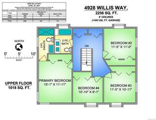 Photo 10: 4928 Willis Way in Courtenay: CV Courtenay North House for sale (Comox Valley)  : MLS®# 873457
