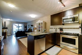 """Photo 2: 308 6500 194 Street in Surrey: Clayton Condo for sale in """"SUNSET GROVE"""" (Cloverdale)  : MLS®# R2416083"""