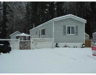 "Photo 1: 3013 THEE Court in Prince_George: Emerald Manufactured Home for sale in ""EMERALD"" (PG City North (Zone 73))  : MLS®# N188387"