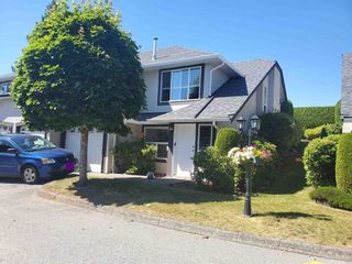 """Photo 1: 184 3160 TOWNLINE Road in Abbotsford: Abbotsford West Townhouse for sale in """"SOUTHPOINT RIDGE"""" : MLS®# R2594630"""