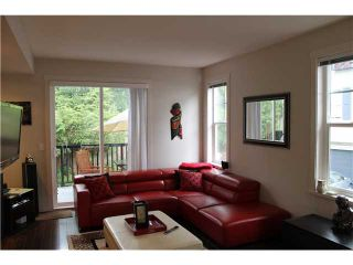 Photo 5: 10 102 FRASER Street in Port Moody: Port Moody Centre Townhouse for sale : MLS®# V1059898