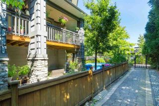 """Photo 39: 185 18701 66 Avenue in Surrey: Cloverdale BC Townhouse for sale in """"ENCORE at HILLCREST"""" (Cloverdale)  : MLS®# R2495999"""