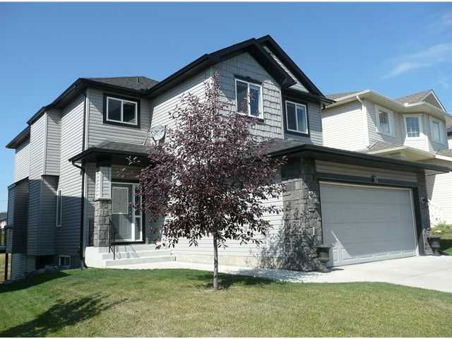 Main Photo: 70 ROCKYSPRING Circle NW in CALGARY: Rocky Ridge Ranch Residential Detached Single Family for sale (Calgary)  : MLS®# C3493243