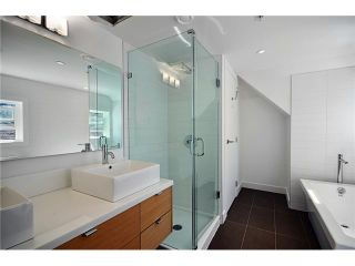 """Photo 10: 1556 COMOX Street in Vancouver: West End VW Townhouse for sale in """"C & C"""" (Vancouver West)  : MLS®# V908911"""