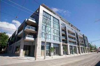 Photo 1: 510 King St E Unit #317 in Toronto: Moss Park Condo for sale (Toronto C08)  : MLS®# C4089834