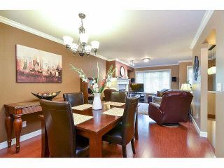 """Photo 5: 18 6238 192ND Street in Surrey: Cloverdale BC Townhouse for sale in """"BAKERVIEW TERRACE"""" (Cloverdale)  : MLS®# F1420554"""