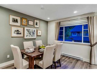 """Photo 10: 55 23651 132 Avenue in Maple Ridge: Silver Valley Townhouse for sale in """"MYRON'S MUSE AT SILVER VALLEY"""" : MLS®# V1132403"""
