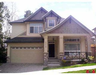 """Photo 1: 6218 150TH Street in Surrey: Sullivan Station House for sale in """"Sullivan Heights"""" : MLS®# F2708124"""