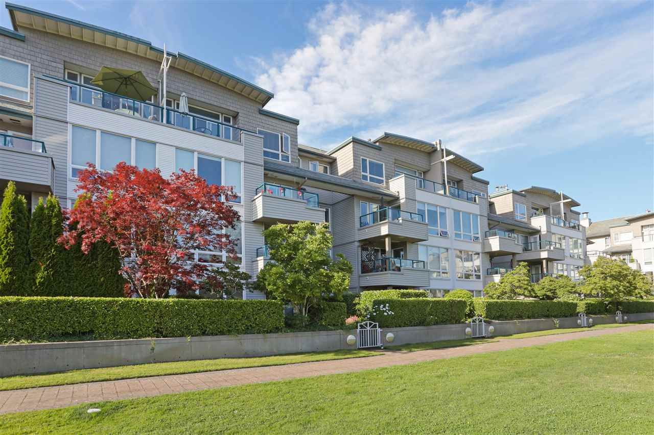 """Main Photo: 219 5800 ANDREWS Road in Richmond: Steveston South Condo for sale in """"VILLAS AT SOUTHCOVE"""" : MLS®# R2468885"""