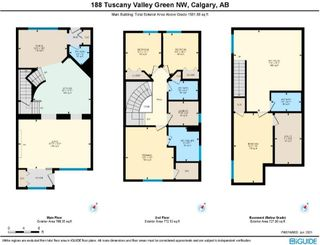 Photo 26: 188 Tuscany Valley Green NW in Calgary: Tuscany Detached for sale : MLS®# A1121281