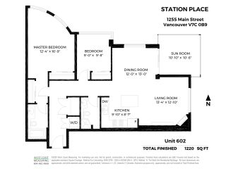 "Photo 25: 602 1255 MAIN Street in Vancouver: Downtown VE Condo for sale in ""Station Place"" (Vancouver East)  : MLS®# R2514556"