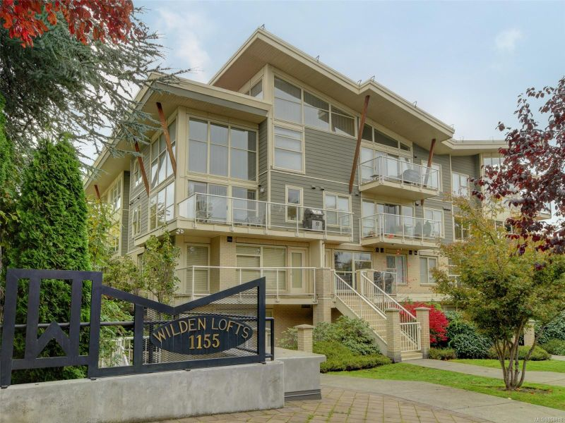 FEATURED LISTING: 107 - 1155 Yates St