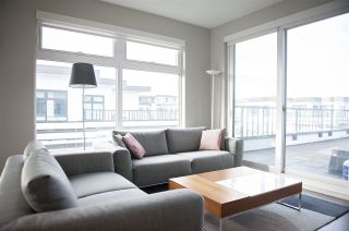 Photo 3: 409 9388 ODLIN Road in Richmond: West Cambie Condo for sale : MLS®# R2351561