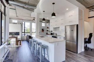 """Photo 1: 505 28 POWELL Street in Vancouver: Downtown VE Condo for sale in """"POWELL LANE"""" (Vancouver East)  : MLS®# R2577298"""