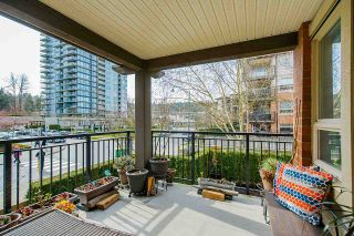 Photo 16: 216 700 KLAHANIE DRIVE in Port Moody: Port Moody Centre Condo for sale : MLS®# R2453265