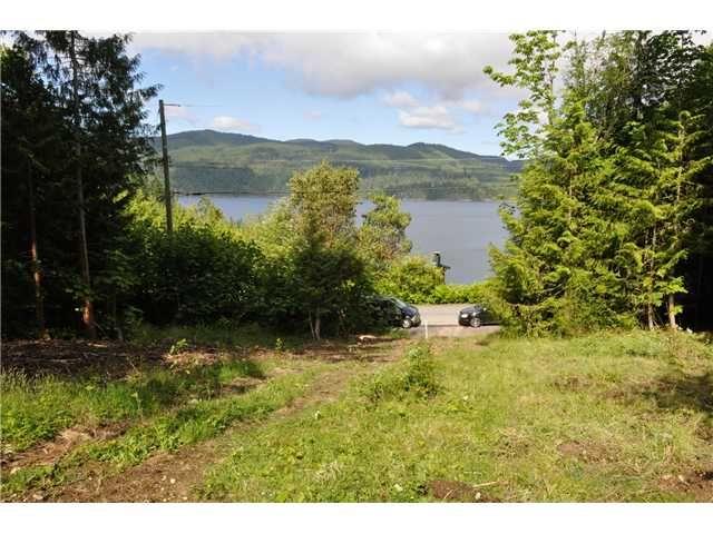 "Main Photo: # LOT 65 PORPOISE DR in Sechelt: Sechelt District Land for sale in ""SAND HOOK"" (Sunshine Coast)  : MLS®# V954166"