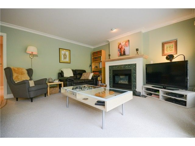 """Photo 6: Photos: 1648 SPYGLASS Crescent in Tsawwassen: Cliff Drive House for sale in """"Imperial Village"""" : MLS®# V1114197"""