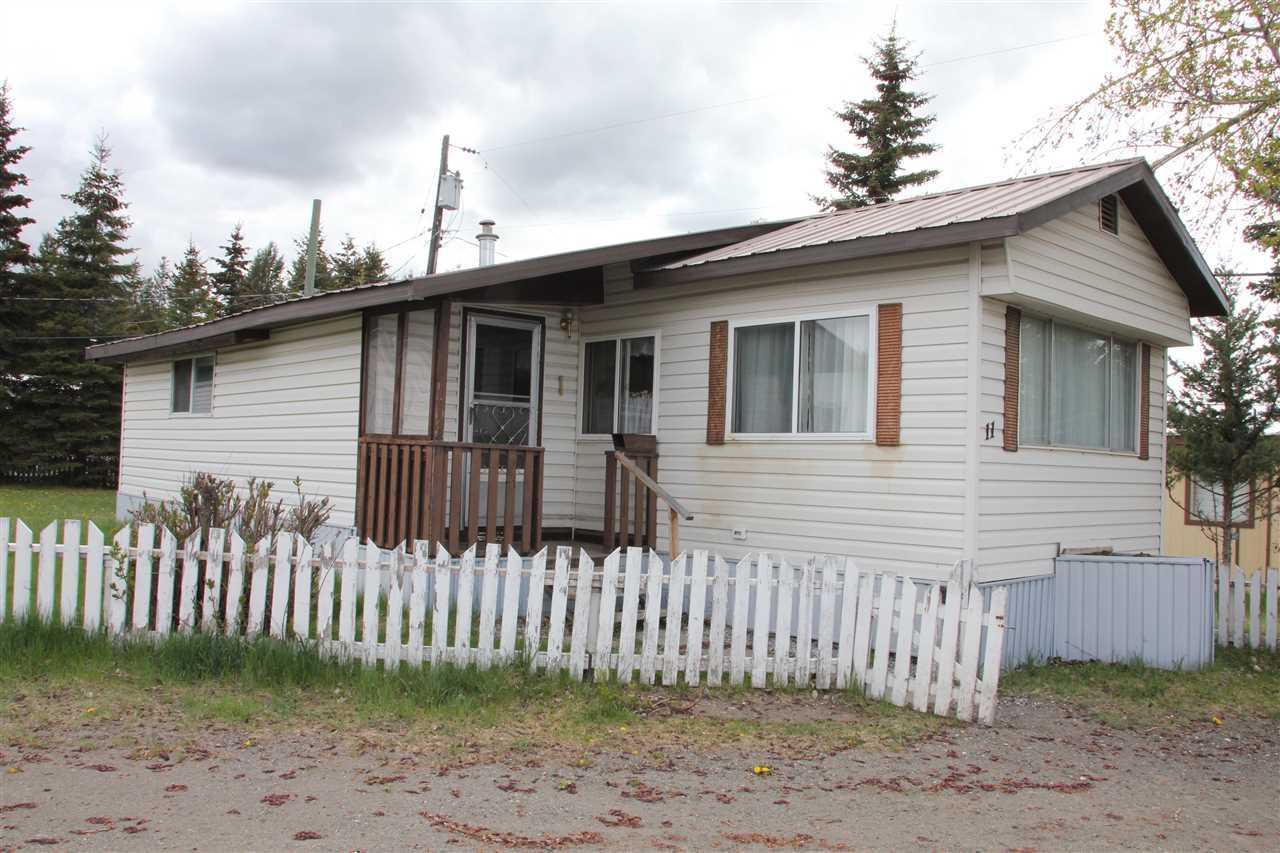Main Photo: 11 375 HORSE LAKE ROAD in 100 Mile House: 100 Mile House - Town Residential Detached for sale (100 Mile House (Zone 10))  : MLS®# R2372924