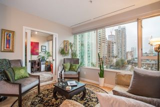 """Photo 3: 605 1177 HORNBY Street in Vancouver: Downtown VW Condo for sale in """"London Place"""" (Vancouver West)  : MLS®# R2304699"""