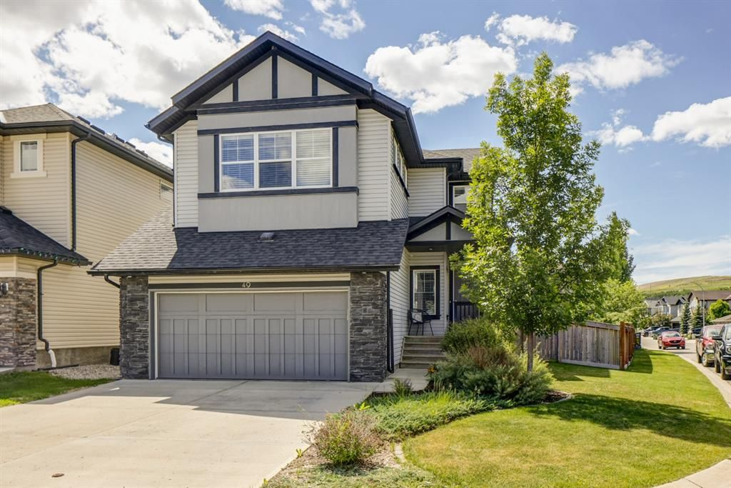 Main Photo: 49 Chaparral Valley Terrace SE in Calgary: Chaparral Detached for sale : MLS®# A1133701