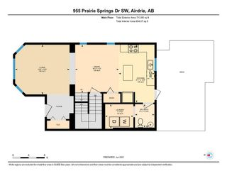 Photo 34: 955 Prairie Springs Drive SW: Airdrie Detached for sale : MLS®# A1115549