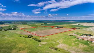 Photo 3: 150.88+/- Acres West of Airdrie in Rural Rocky View County: Rural Rocky View MD Land for sale : MLS®# A1065299