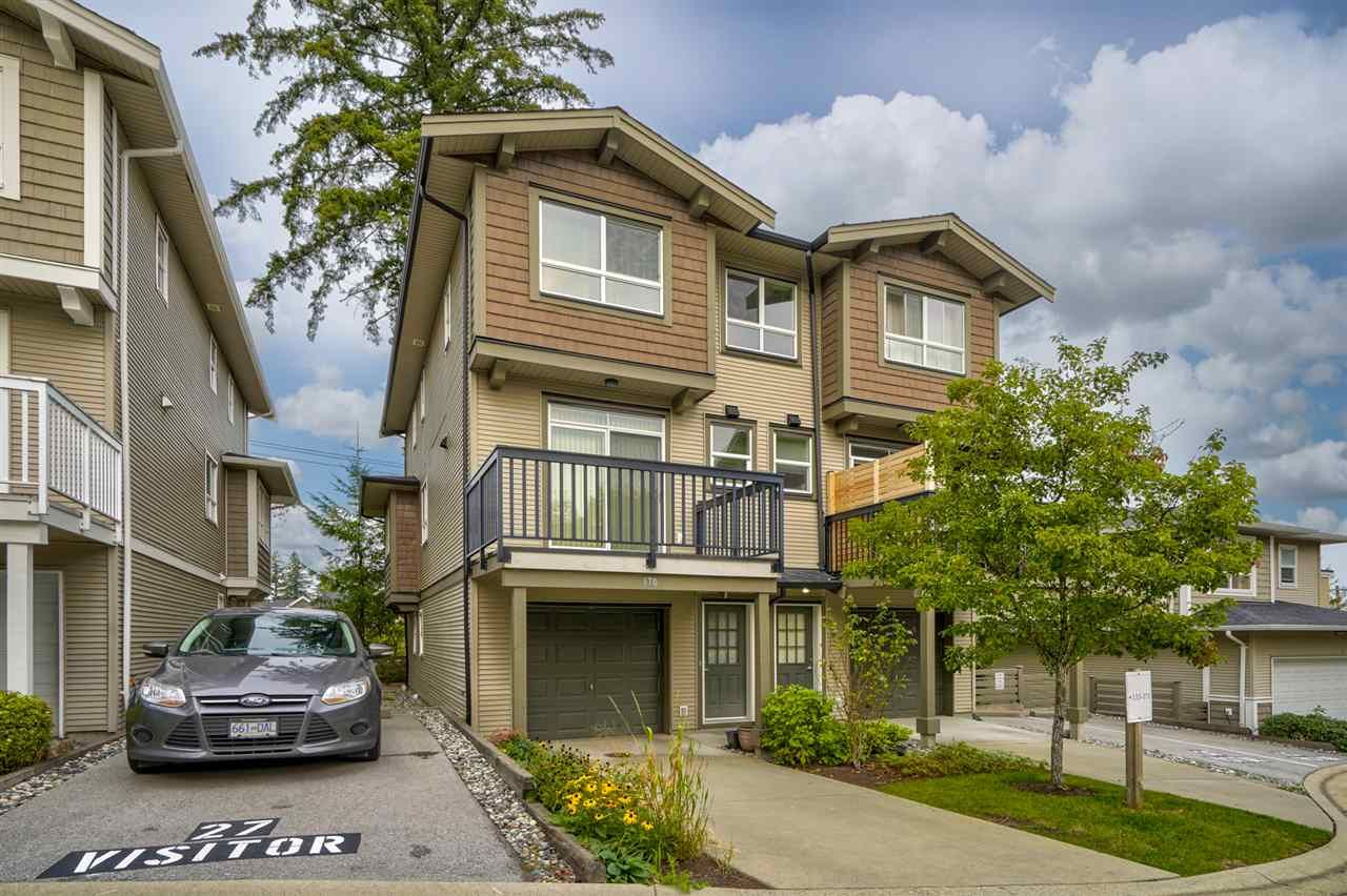 "Main Photo: 170 2729 158 Street in Surrey: Grandview Surrey Townhouse for sale in ""Kaledan"" (South Surrey White Rock)  : MLS®# R2504505"