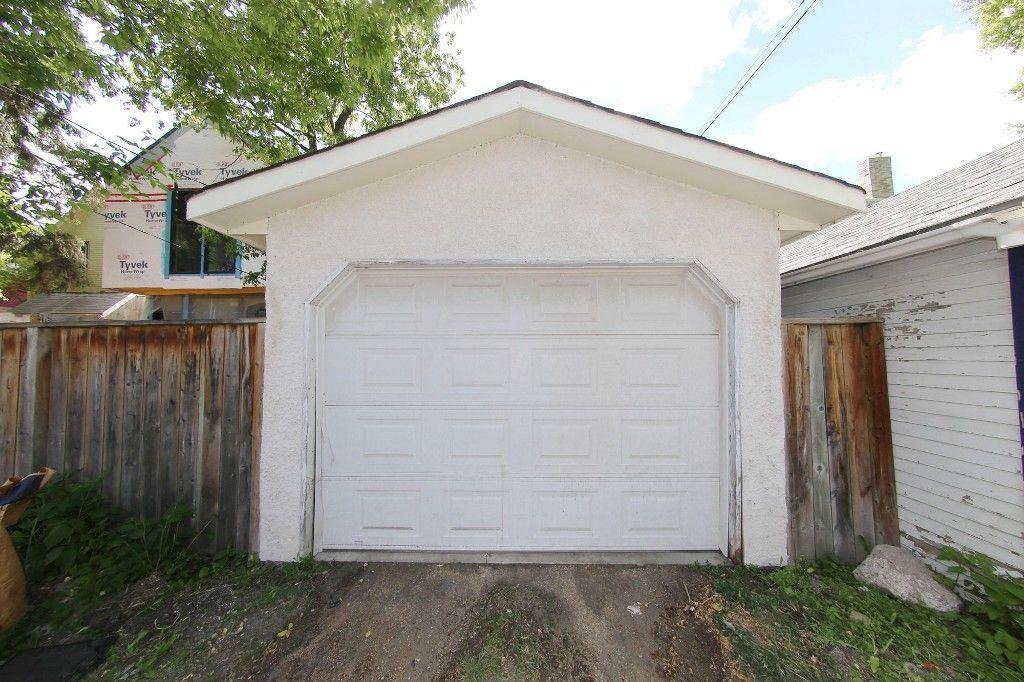 Photo 21: Photos: 483 Craig Street in Winnipeg: Wolseley Single Family Detached for sale (5B)  : MLS®# 1714739