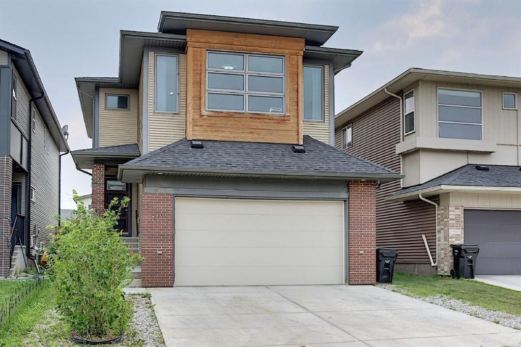 Main Photo: 233 Walden Heights SE in Calgary: Walden Detached for sale : MLS®# A1137510