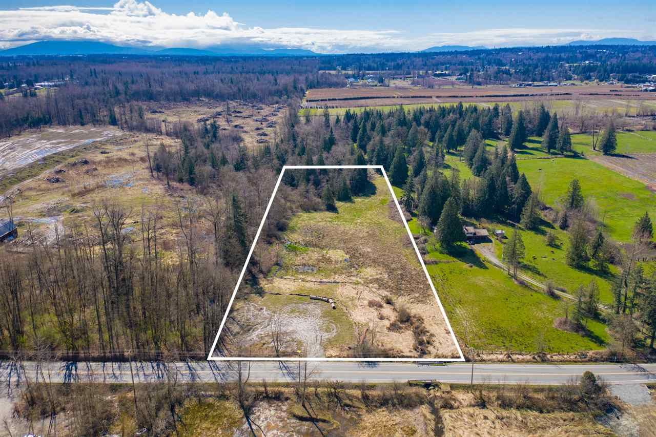 Main Photo: 25992 56 Avenue in Langley: Salmon River Land for sale : MLS®# R2448516