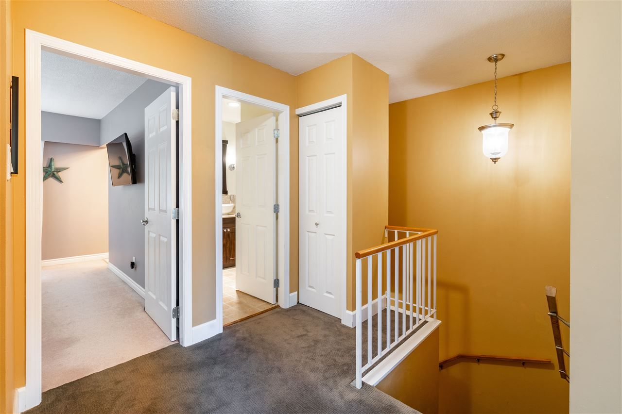 Photo 13: Photos: 21 3046 COAST MERIDIAN ROAD in Port Coquitlam: Birchland Manor Townhouse for sale : MLS®# R2452233