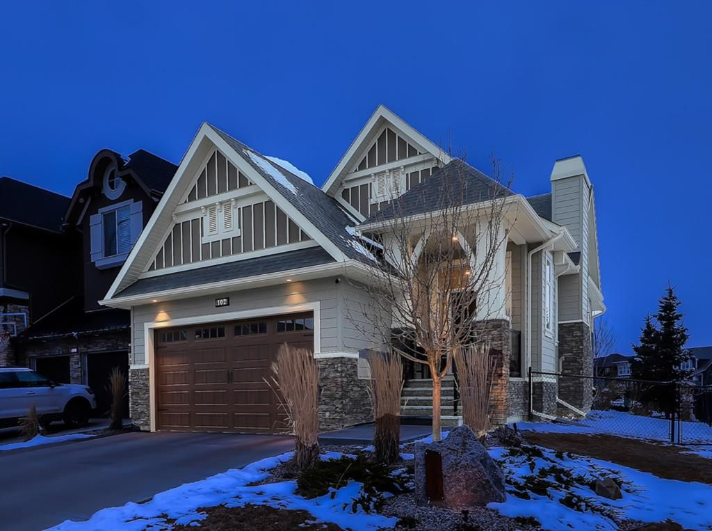 Main Photo: 102 Coopersfield Way SW: Airdrie Detached for sale : MLS®# A1086027