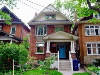 Photo 1: 102 Gothic Avenue in Toronto: High Park North House (3-Storey) for lease (Toronto W02)  : MLS®# W3869211