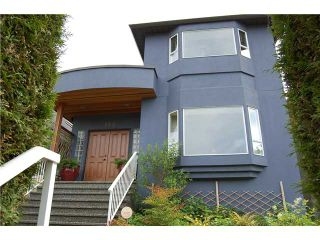 """Photo 1: 180 W 19TH Avenue in Vancouver: Cambie House for sale in """"CAMBIE VILLAGE"""" (Vancouver West)  : MLS®# V836975"""