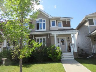Photo 36: 1376 STARLING Drive in Edmonton: Zone 59 House Half Duplex for sale : MLS®# E4261958