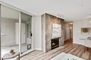 """Photo 5: 304 8450 JELLICOE Street in Vancouver: South Marine Condo for sale in """"Boardwalk"""" (Vancouver East)  : MLS®# R2615136"""