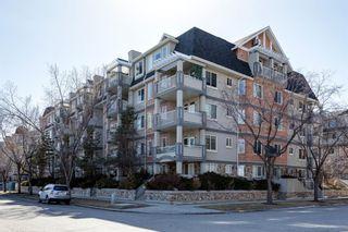 Main Photo: 306 2411 Erlton Road SW in Calgary: Erlton Apartment for sale : MLS®# A1088812