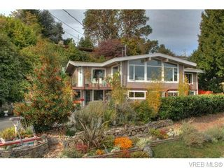 Photo 2: 5036 Sunrise Terr in VICTORIA: SE Cordova Bay House for sale (Saanich East)  : MLS®# 743056
