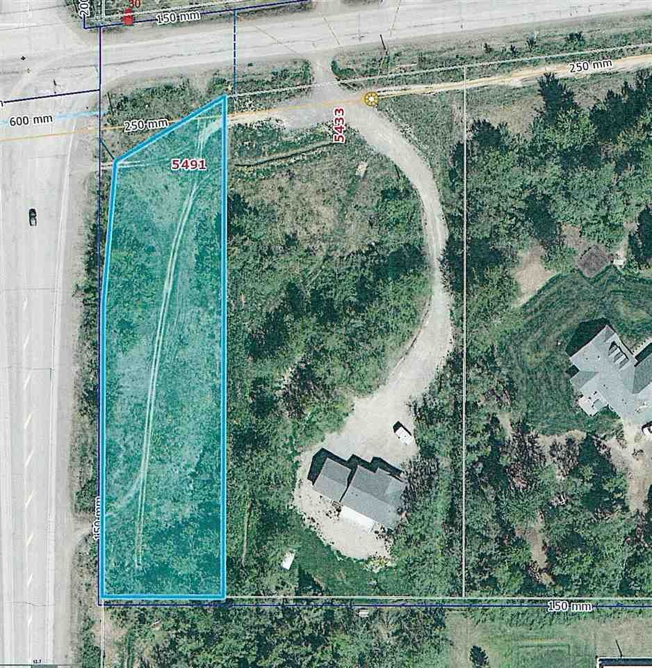 Main Photo: 5491 CHIEF LAKE Road in Prince George: North Kelly Land Commercial for sale (PG City North (Zone 73))  : MLS®# C8032528