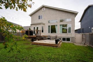 Photo 27: 140 Pauline Boutal Crescent in Winnipeg: Island Lakes Residential for sale (2J)  : MLS®# 202122704