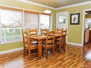 Photo 5: 187 CARTHEW STREET in COMOX: Z2 Comox (Town of) House for sale (Zone 2 - Comox Valley)  : MLS®# 598287