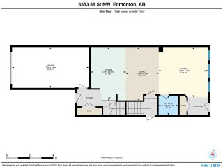 Photo 48: 8553 88 Street in Edmonton: Zone 18 House Half Duplex for sale : MLS®# E4229581