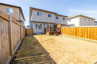 Photo 32: 16719 60 Street in Edmonton: Zone 03 House Half Duplex for sale : MLS®# E4240535