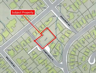 """Photo 2: 6000 HUMPHRIES Place in Burnaby: Buckingham Heights Land for sale in """"Buckingham Heights"""" (Burnaby South)  : MLS®# R2445218"""