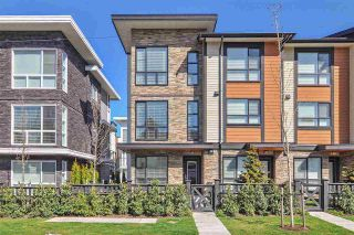 "Photo 1: 7 20857 77A Avenue in Langley: Willoughby Heights Townhouse for sale in ""WEXLEY"" : MLS®# R2367203"