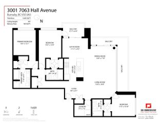 """Photo 22: 3001 7063 HALL Avenue in Burnaby: Highgate Condo for sale in """"EMERSON"""" (Burnaby South)  : MLS®# R2621144"""